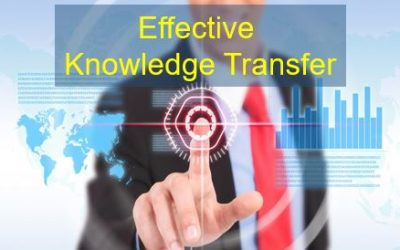 The 5 Steps for the Effective Transfer of new Knowledge and Skills back to the Workplace