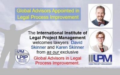 Legal Process Global Advisers Appointed