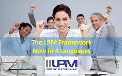 LPM Framework Published in 4 Languages