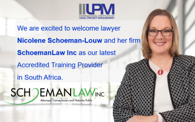 SchoemanLaw Inc Becomes an Accredited Training Provider
